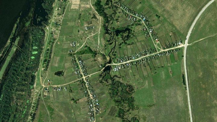 Мазикино — сигнальная деревня ардинской стороны