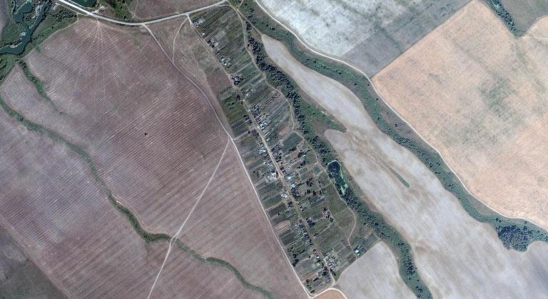 Ключевая — деревня в Медведевском районе