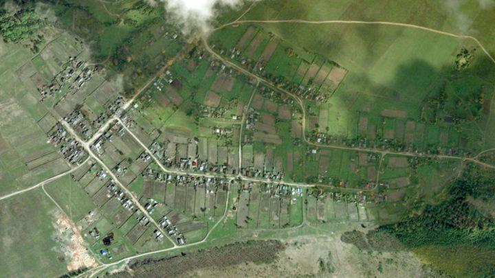 Малая Арда — деревня в Килемарском районе