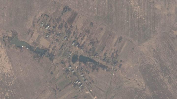 Малый Пинеж — деревня в Килемарском районе