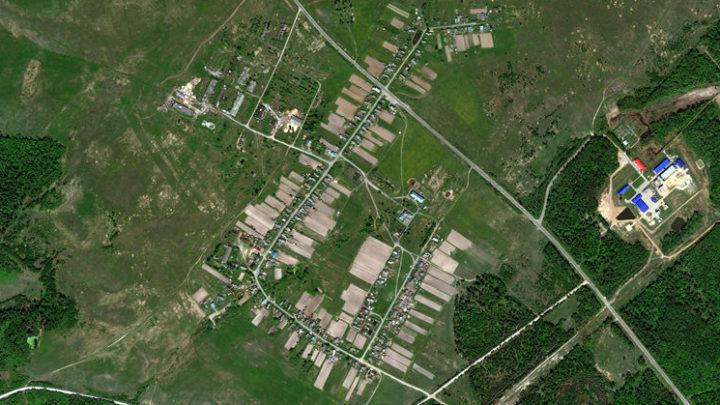 Широкундыш — деревня в Килемарском районе