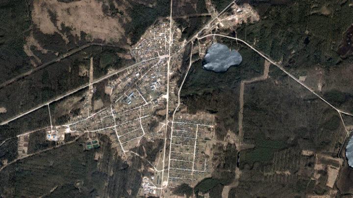 Визимьяры — посёлок в Килемарском районе