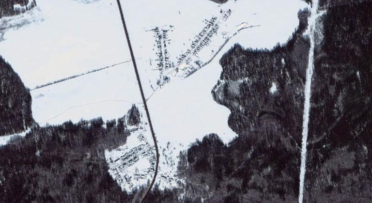 Актаюж — село в Килемарском районе