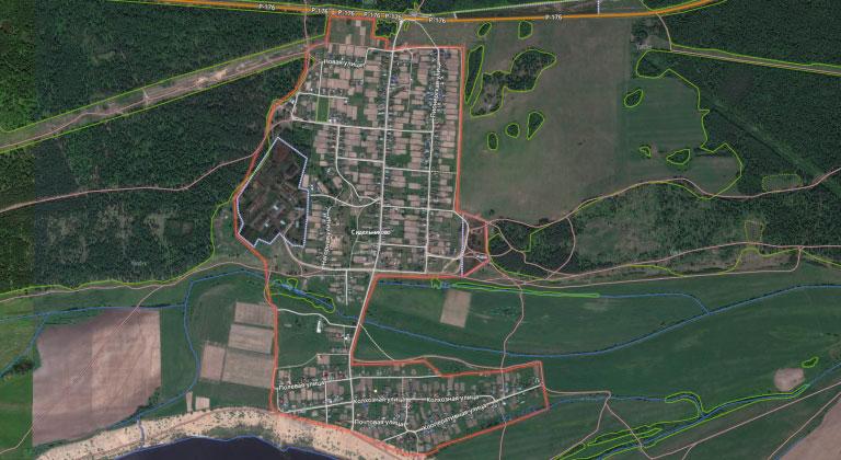 Сидельниково — село в Звениговском районе