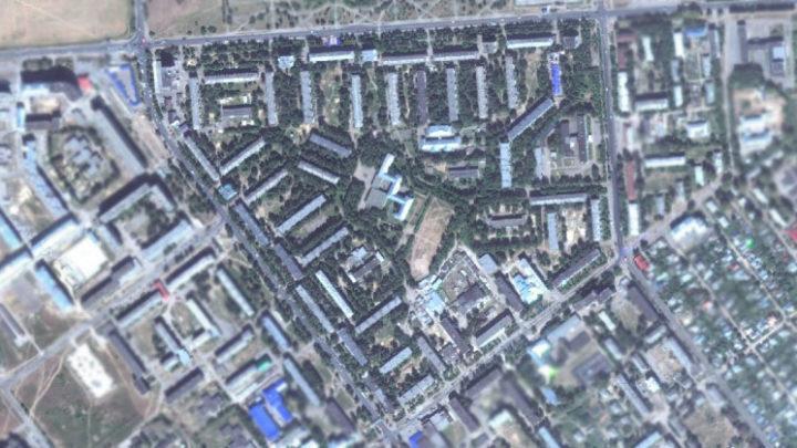 Девятый микрорайон города Йошкар-Ола