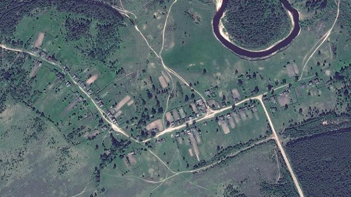 Абросимово — деревня в Юринском районе