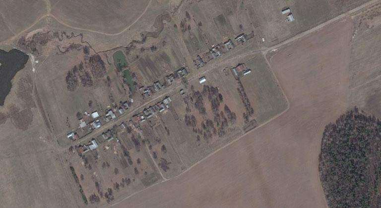 Акпатырево — деревня в Мари-Турекском районе