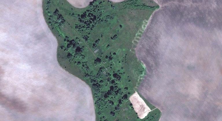 Большие Коршуны — деревня в Мари-Турекском районе