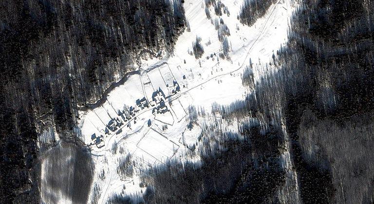 Икса — деревня в Юринском районе
