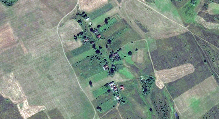 Кусола — деревня в Волжском районе