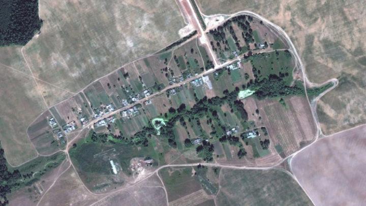 Малая Мунамарь — деревня в Мари-Турекском районе