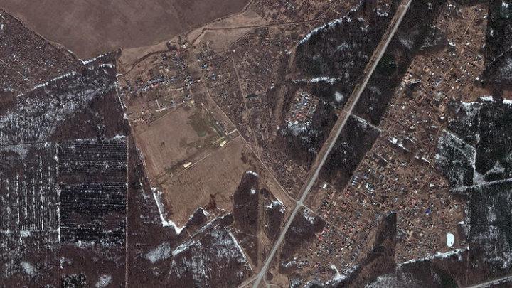 Новотроицк — деревня в Медведевском районе