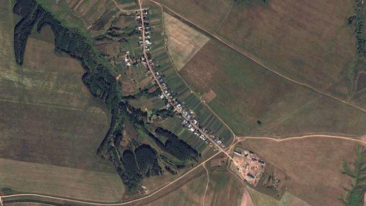 Памашенер — деревня в Волжском районе