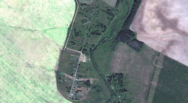 Пумарь — деревня в Мари-Турекском районе