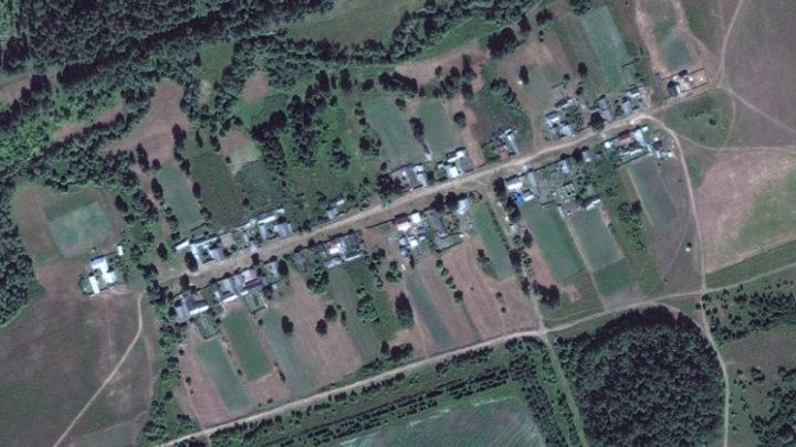 Сабактур — деревня в Мари-Турекском районе