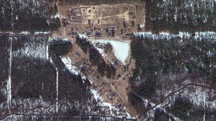 Чернушка — посёлок в Медведевском районе