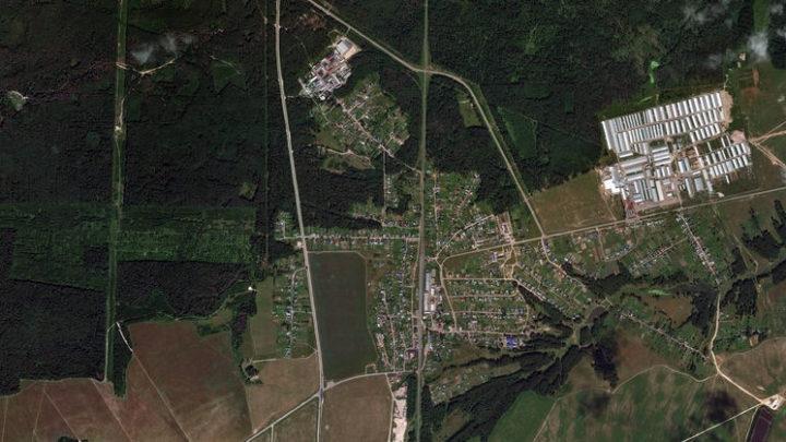 Шелангер — посёлок в Звениговском районе