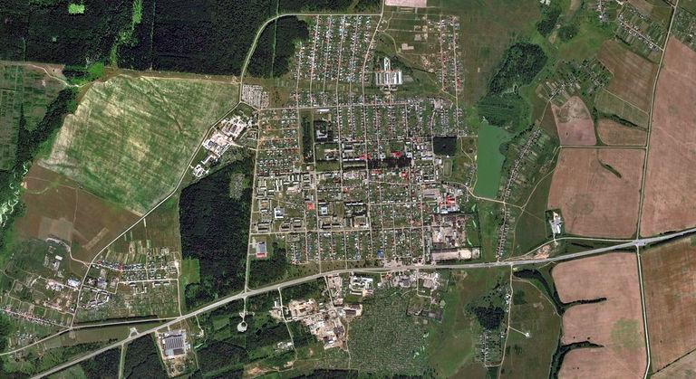 Советский — посёлок в Советском районе