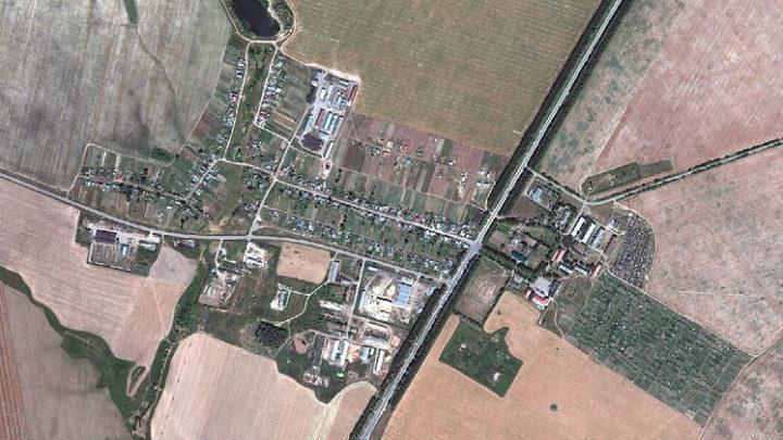Шойбулак — село в Медведевском районе