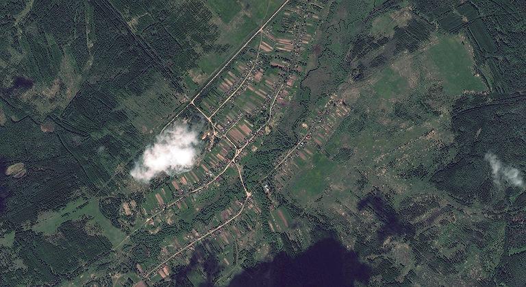 Васильевское — село в Юринском районе