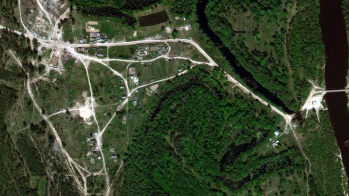 Долгая Старица — деревня в Звениговском районе