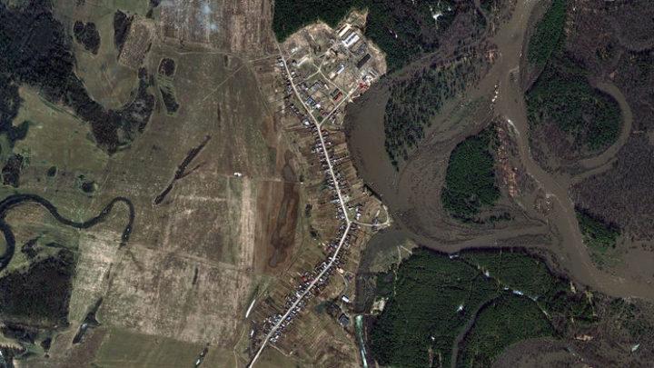 Шимшурга — деревня в Звениговском районе