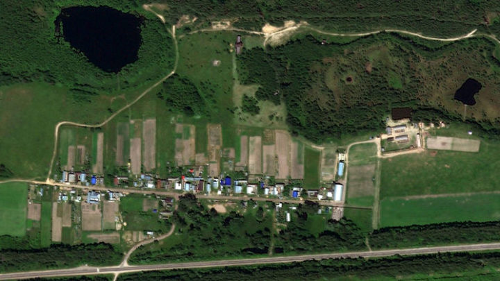 Воскресенский — хутор в Волжском районе