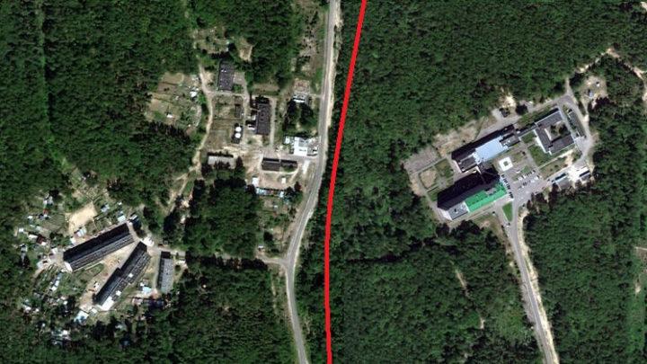 Кленовая гора — посёлок в Волжском районе