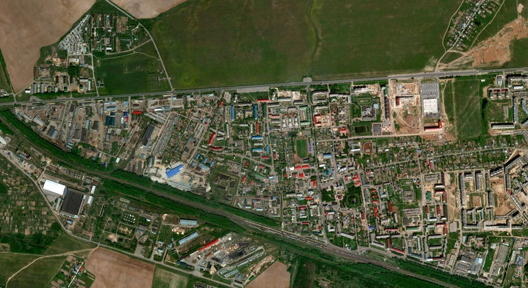 Медведево — посёлок в Медведевском районе