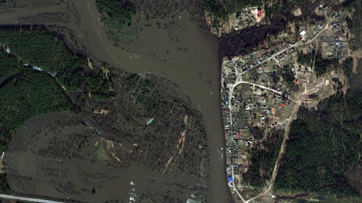 Шуйка — посёлок в Звениговском районе