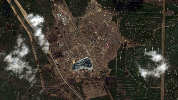 Сурок — посёлок в Медведевском районе