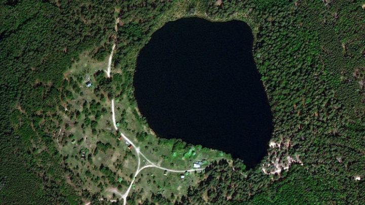 Светлое Озеро — посёлок в Юринском районе