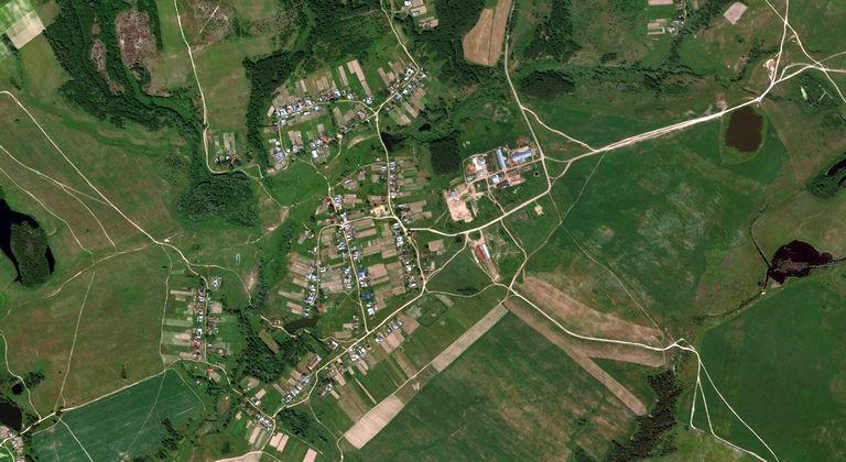Бизюргуб — деревня в Волжском районе