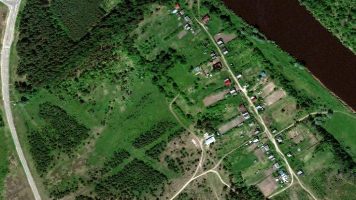 Денисовка — деревня в Юринском районе