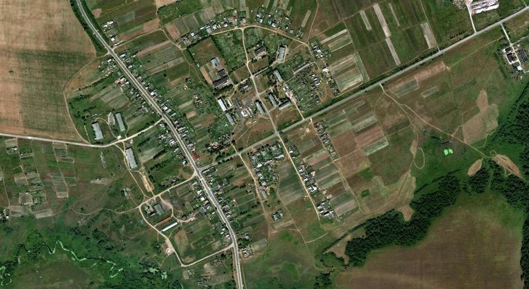 Марково — деревня в Оршанском районе