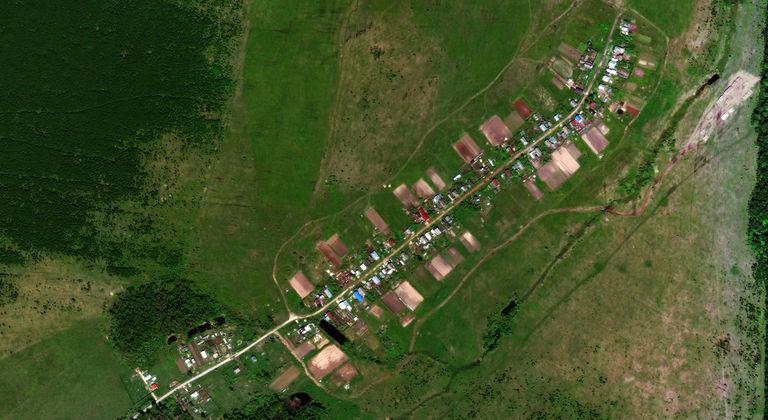 Нижнее Азяково — деревня в Медведевском районе
