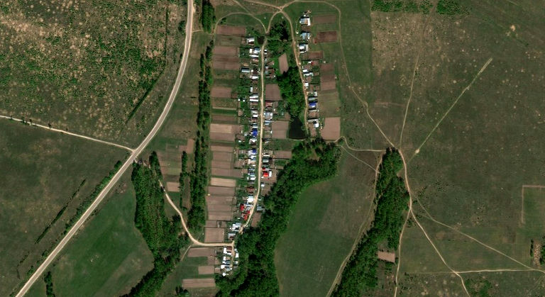 Очаково — деревня в Волжском районе