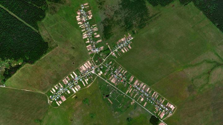 Шеклянур — деревня в Медведевском районе