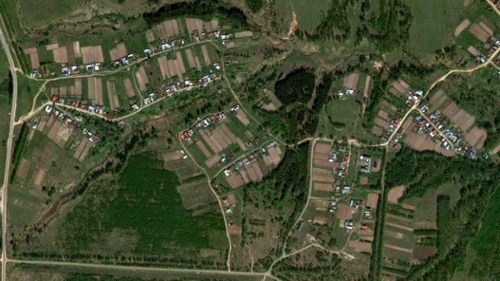 Вахоткино — деревня в Волжском районе