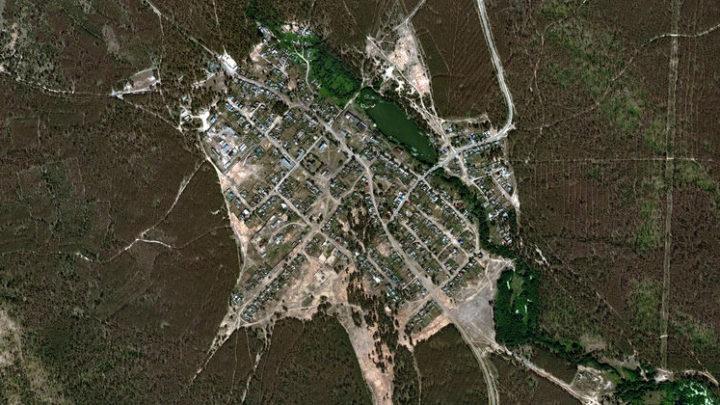 Красный Стекловар — посёлок в Моркинском районе