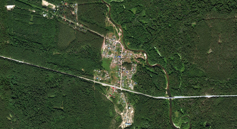Старожильск — посёлок в Медведевском районе