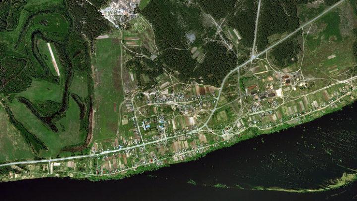 Марьино — село в Юринском районе