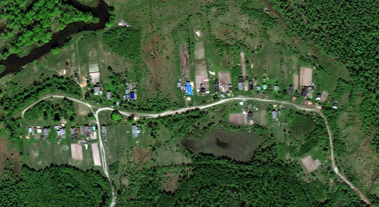Большой Кундыш — деревня в Килемарском районе
