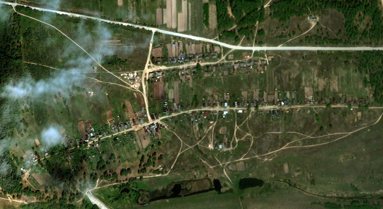 Горный Шумец — деревня в Юринском районе