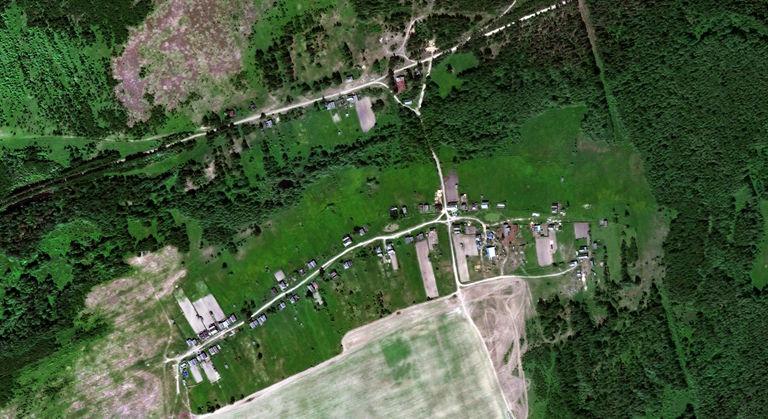 Козловец — деревня в Юринском районе