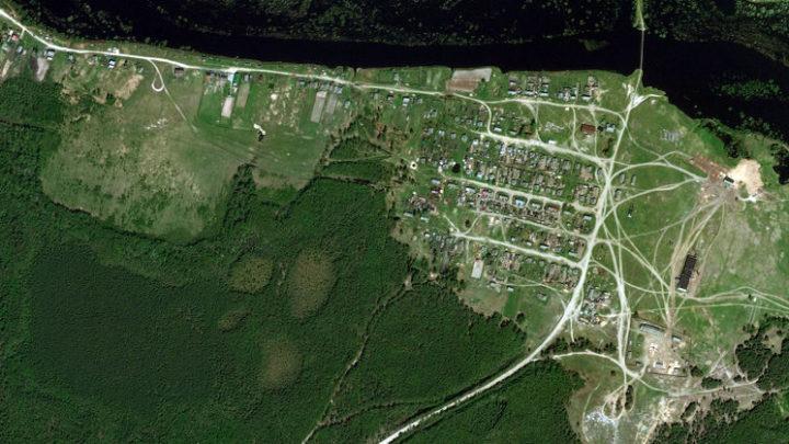 Красная Люнда — деревня в Юринском районе