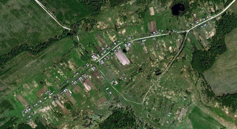 Круглово — деревня в Юринском районе