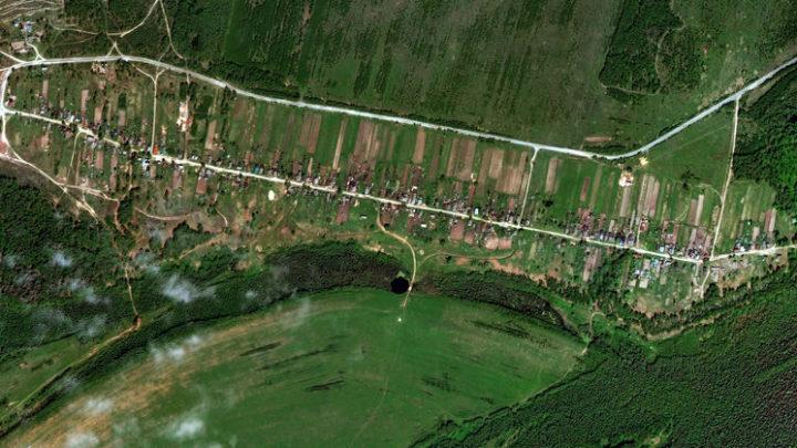 Починок — деревня в Юринском районе