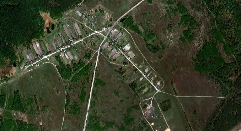 Подлесная — деревня в Юринском районе