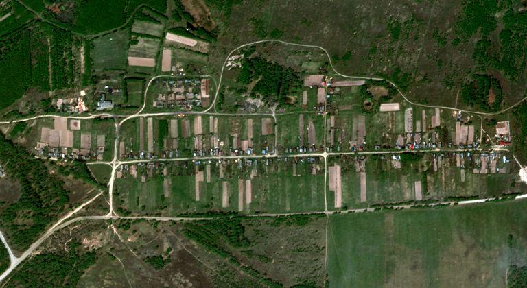 Поляна — деревня в Юринском районе